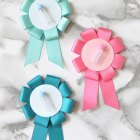 DIY Gender Reveal Baby Shower Pins by Snowdrop & Co. for Julep