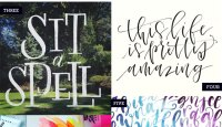 Hand Lettered Love #141