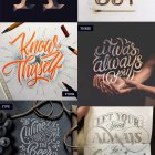 Hand Lettered Love #150