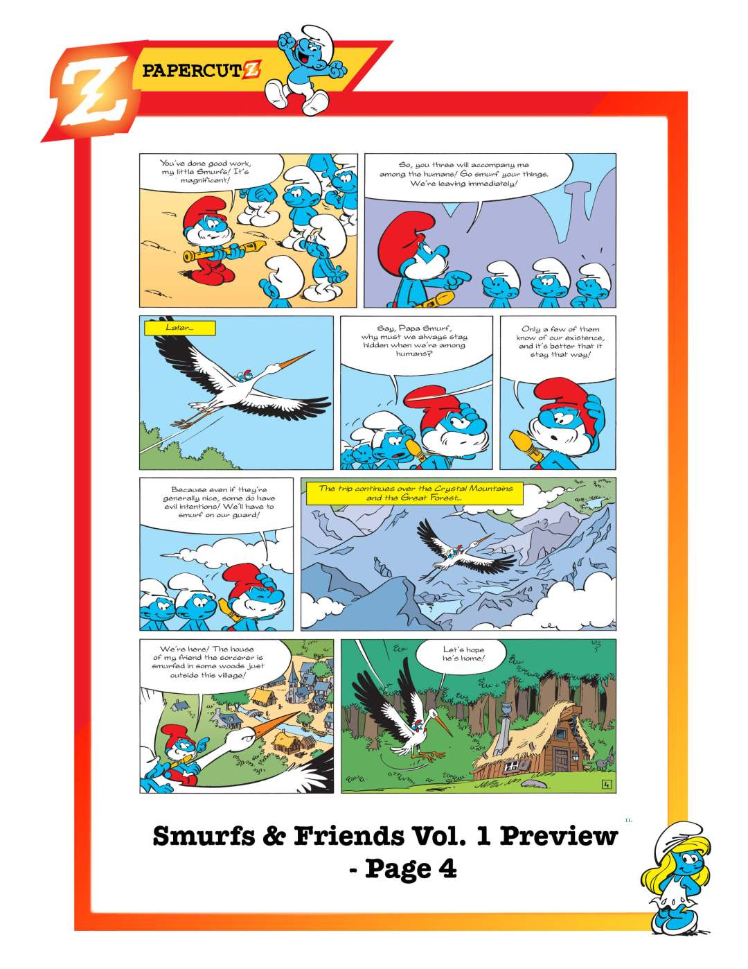 Smurfs_and_Friends_preview_page4