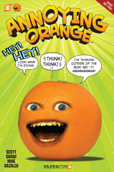Annoying Orange boxed 4-6