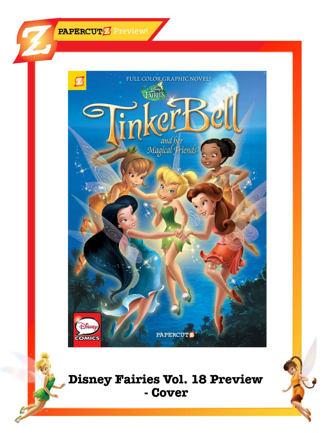 Disney_Fairies_018_PREVIEW_cover