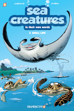 Sea Creatures#3_Cover