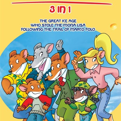 Geronimo Stilton 3-in-1 #2