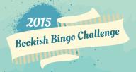 2015 Bookish Bingo Challenge Header