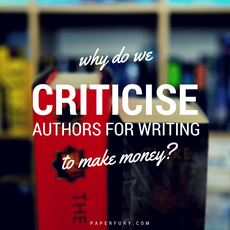 Writing to an author