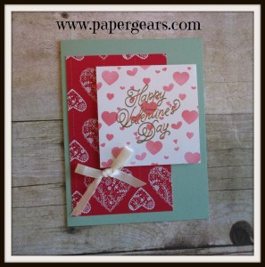 Simple Valentines Card