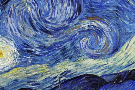 papers.co aj42 vincent van gogh starry night clic painting art illust 3