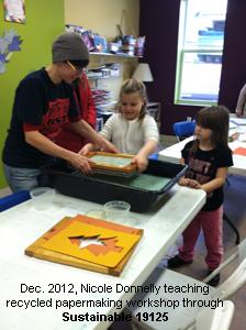 02_Sustainable19125_KidsHolidayPapermaking2012