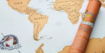 luckies world map scratch