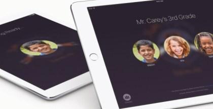 apple ipad classroom app teachers
