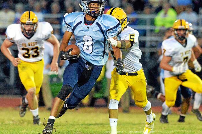 North Penn aims to reach 5-0 in SOL Continental battle with Pennridge