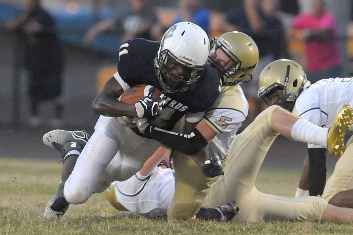 Football Friday: Sun Valley looks to avoid bad sting of luck at Oxford