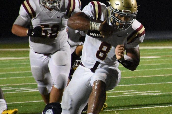 Delco Football Coaches Association MVPs: Haverford School's Twyman honored for 301-yard game