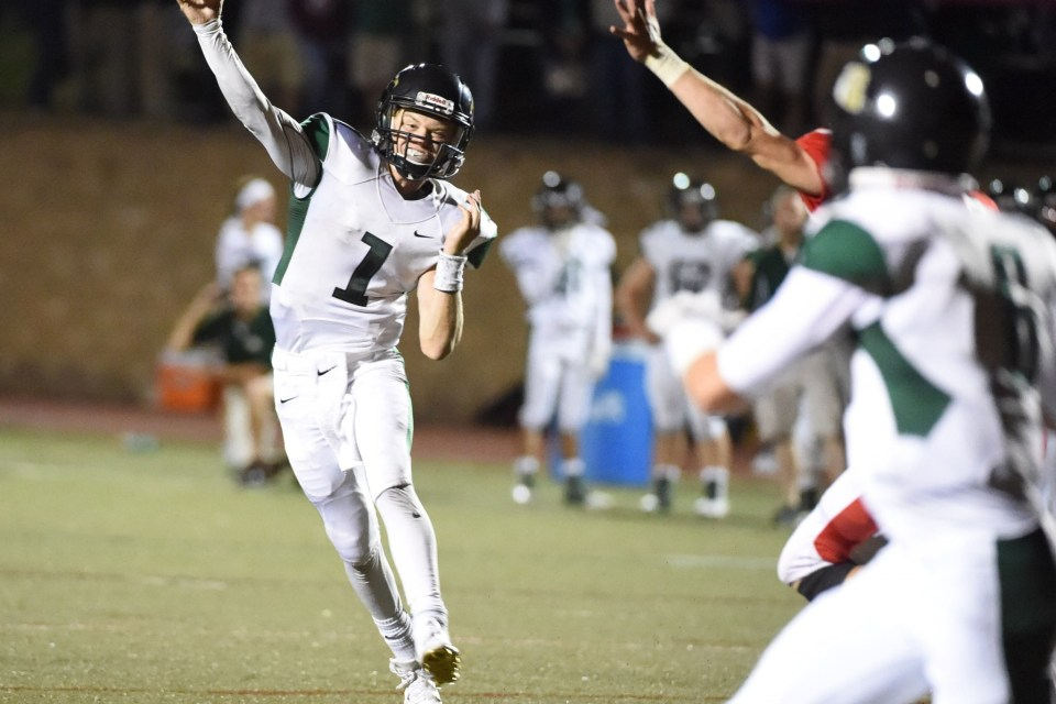 Shanahan starts 5-0 for first time in school history