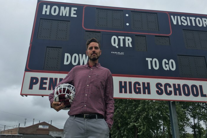 Lights to shine on Penn Wood for first time at homecoming