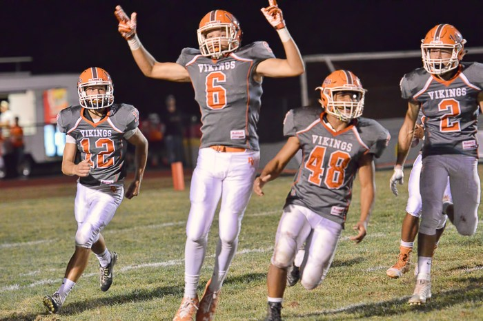 Just for Kicks: Patla hits game-winning FG as Perk Valley snaps Haverford School's 21-game win streak
