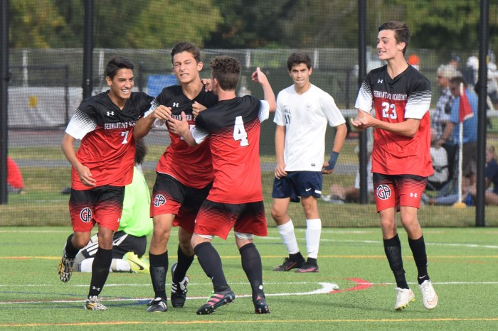 PHOTO GALLERY: Germantown Academy Boys Soccer at The Hill School