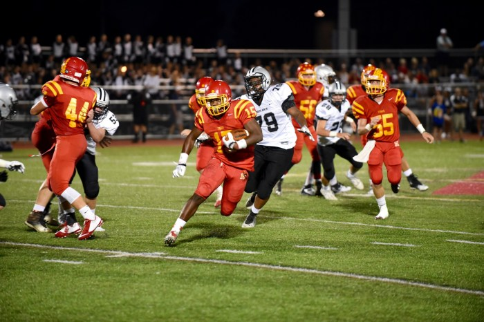 Haverford's Weiss turns muffed kick into a turning point