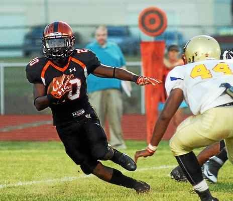 Pennsbury football finally finds end zone, beats William Tennent