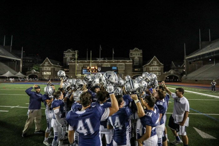 Malvern Prep uses big plays, big stops against La Salle at Franklin Field
