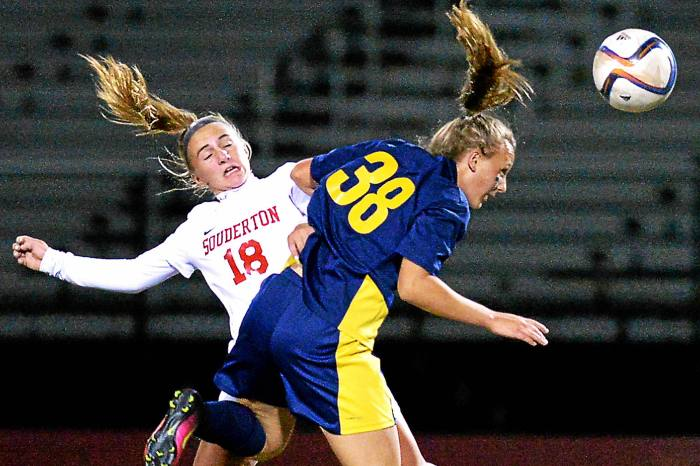 Hastings, Wissahickon top Souderton in District 1-AAAA 1st round