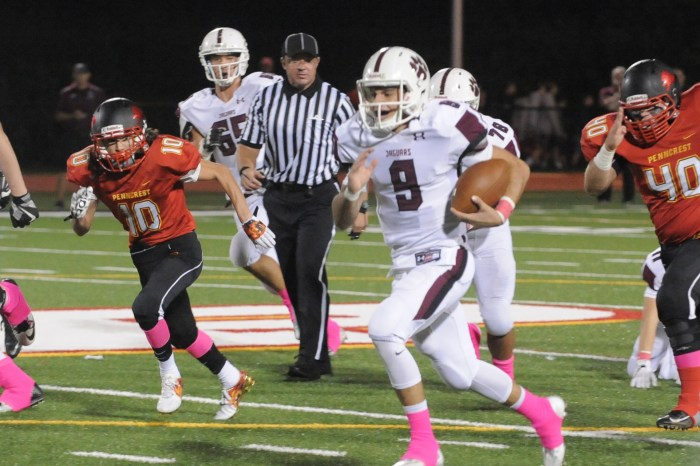 Buttermore stars on special teams to spark Garnet Valley
