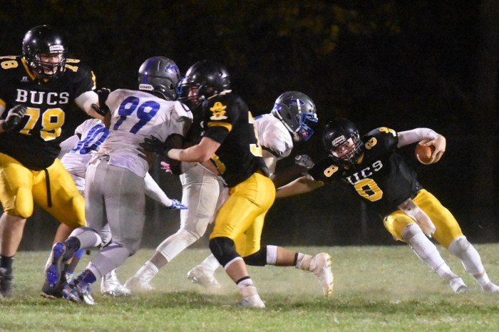 Interboro, Beckwith get hands on share of title with win over Academy Park