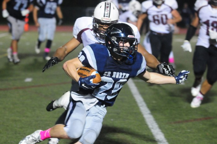 Bensalem football rallies for huge victory over Council Rock North