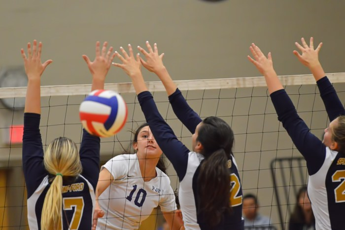 PHOTOS: Pope John Paul II volleyball defeats Spring-Ford 3-0