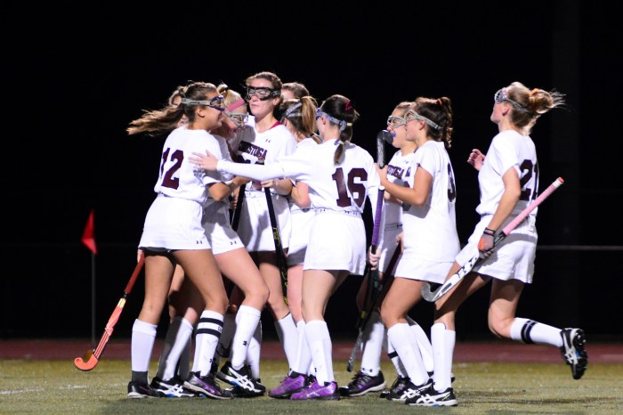 Conestoga advances on four goal game from deVries