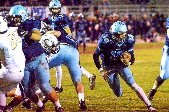 North Penn starts, finishes strong in District 1-6A quarters win over Spring-Ford
