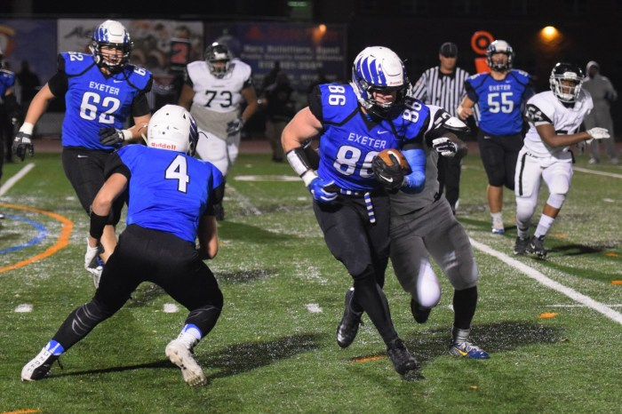 Exeter goes down swinging in District 3 5A loss to Harrisburg