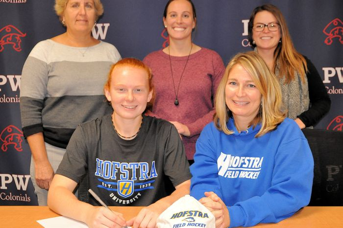 PW's Frankie O'Brien to continue career at Hofstra