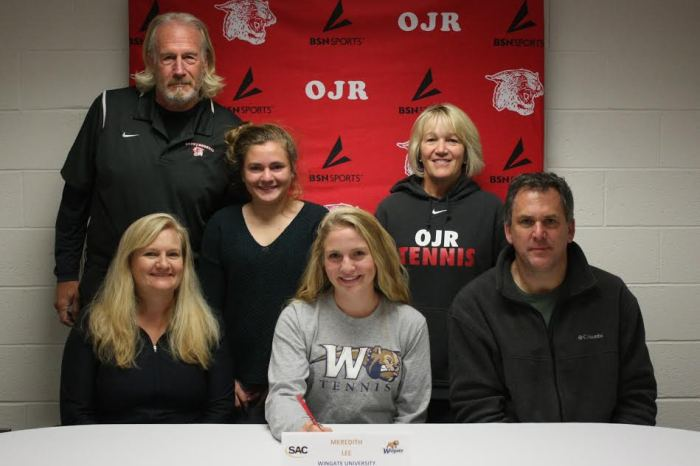 Owen J. Roberts' Meredith Lee signs on with Wingate University