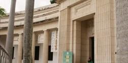 Museo de Ciencias Naturales.
