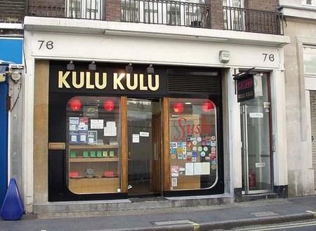 Restaurantes en Londres.