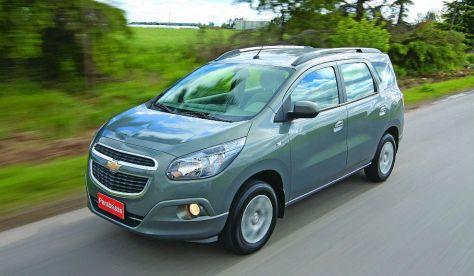 Nuevo Chevrolet Spin