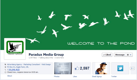 Facebook Cover Photo, Facebook TImeline for Pages