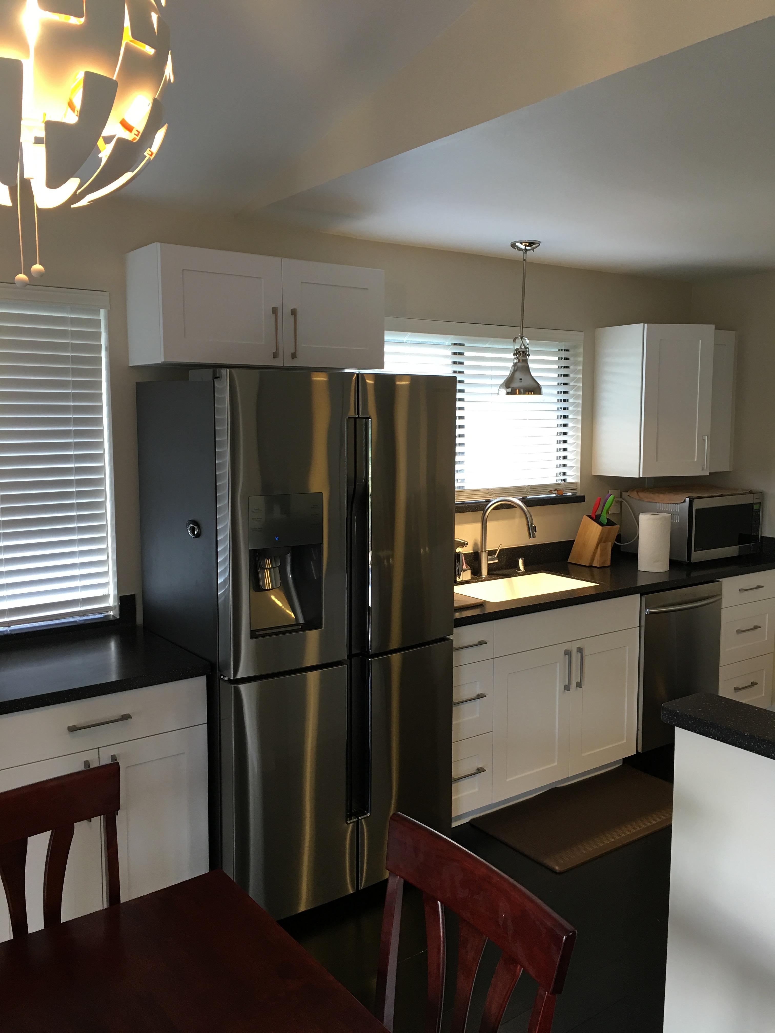 paragonbuildershawaii kitchen remodel hawaii Pearl City residence