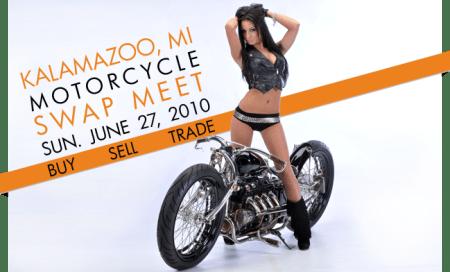 Kalamazoo Motor Cycle Swap Meet - kalamazoo county fairgrounds Sunday June 27 2010