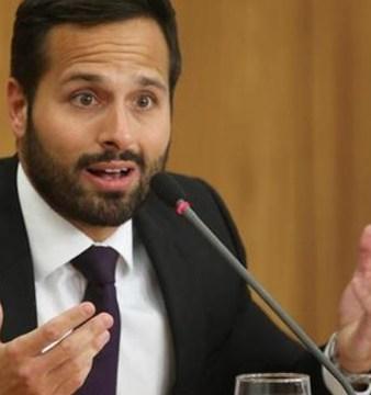 Marcelo Calero, ministro da Cultura do governo Temer.