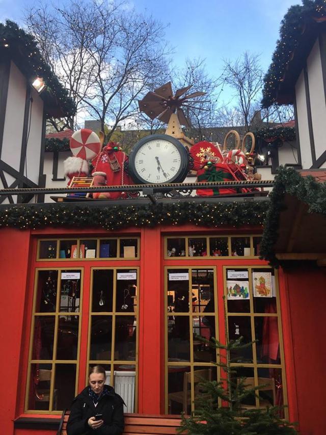 Κολωνία χριστούγεννα 2