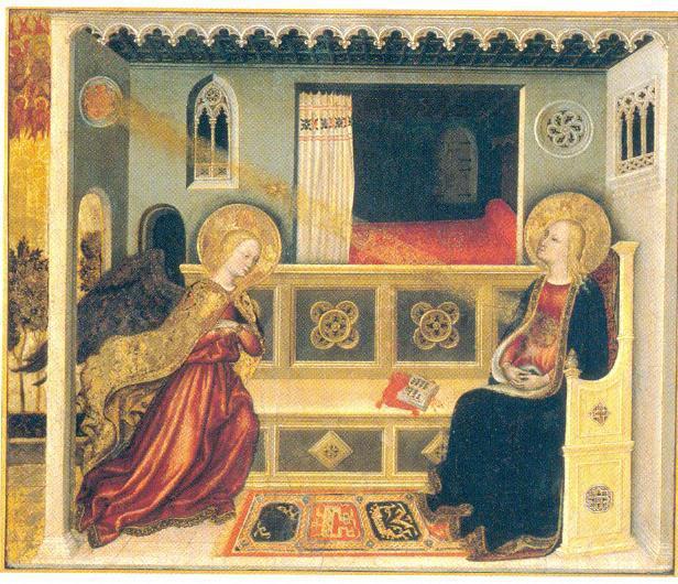 Τζεντίλε ντα Φαμπριάνο 1423-25. Μουσείο Βατικανού.