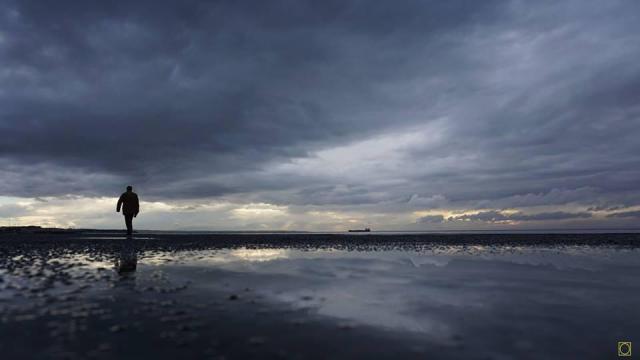Mετά την βροχή.. /paralia_zo τον χειμώνα/ Γιάννης Παρισης