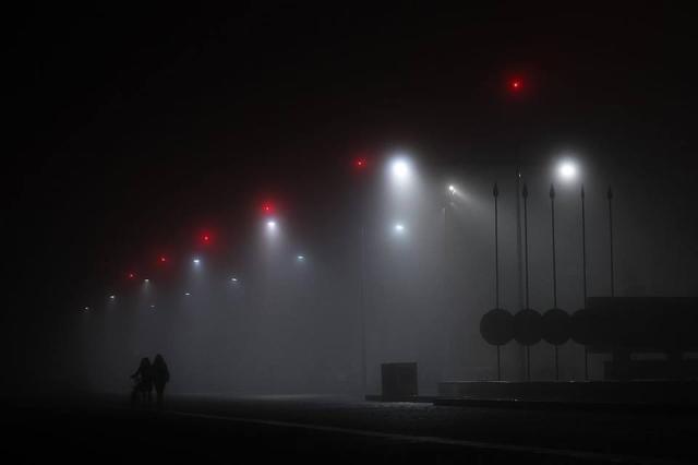 Foggy Walk, Κωνσταντίνος Κοασίδης