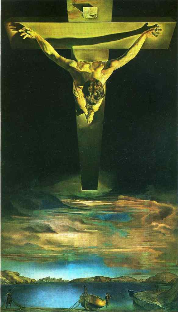 Salvador Dali. 1951.