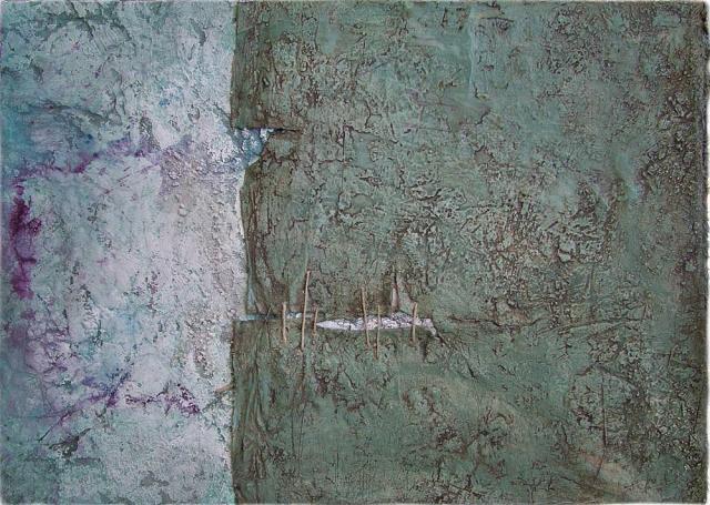 M.Paschalidou_4 insistence, 100x 70 cm
