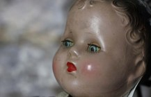 Ruby the Haunted Doll