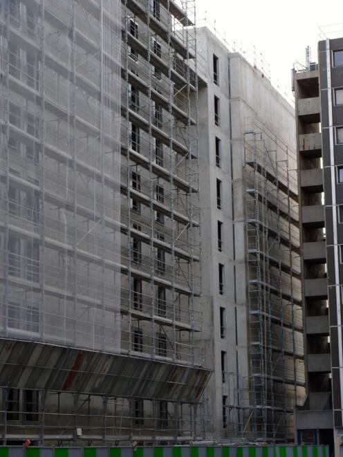 Parc 17, bâtiments A & B, face Nord